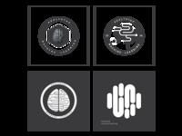 Machine Learning T-shirt Logos