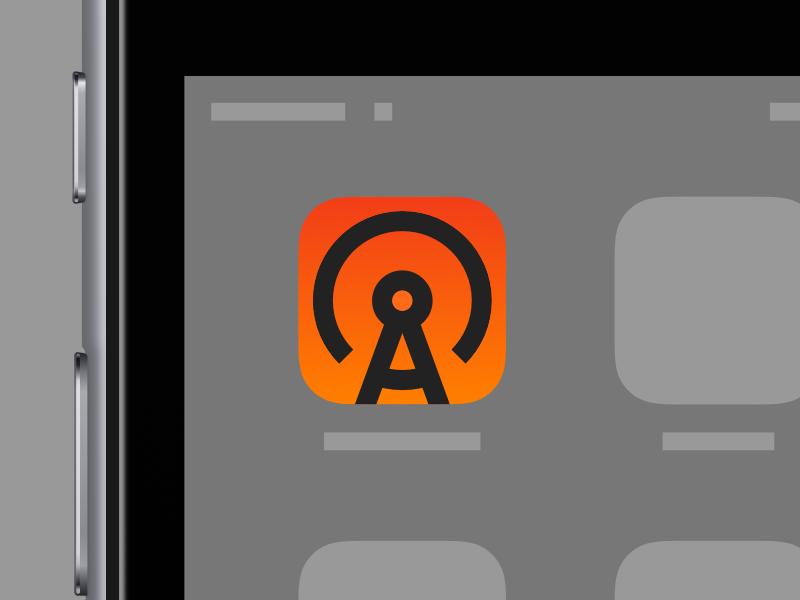 Overcast icon 800