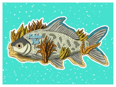 kelabau fish