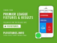 Premier League Fixtures (plfixtures.info)