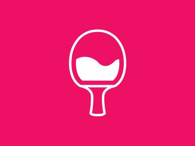 Ping Pong Symbol symbol pingpong hack project icon