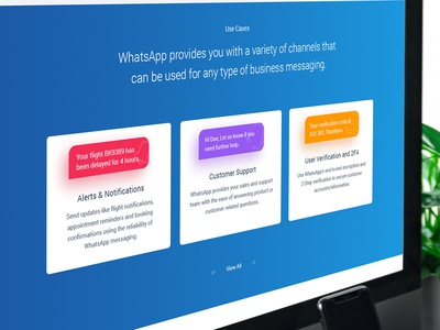 Sms Use Case | Cards