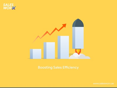 Boost Sales - Illustration