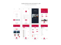Employees Engagement App