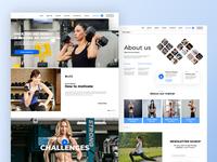 Jessy Fitness ( Web Design )
