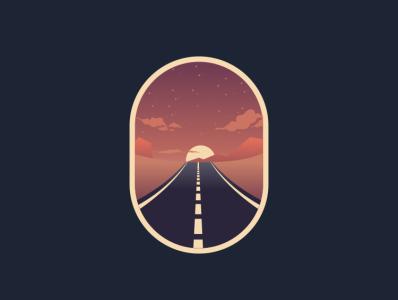memory lane music vector sketch design logo