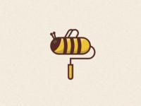 Bee Paint