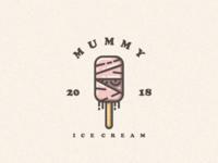 Mummy Ice Cream
