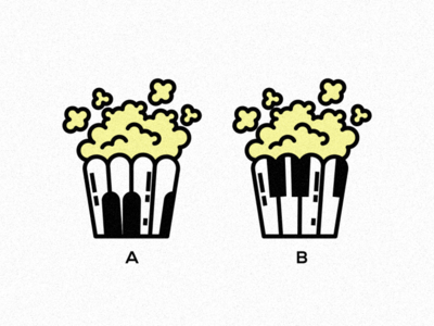 Piano Pop Corn