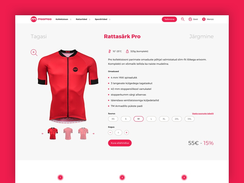 moomoo calltoaction teams collections shop icons pink web shirt sport bike