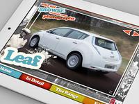 Nissan N_Go App