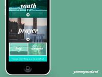 Church Website Concept II