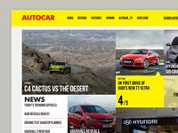 Autocar: Concept WIP