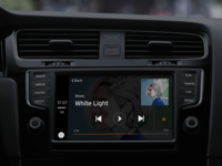 Concept: Soundcloud for CarPlay