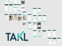 Blake Howard Pro · Takl App Flowchart 1765cc23e6ab
