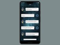 LFG.AI Mobile Chat