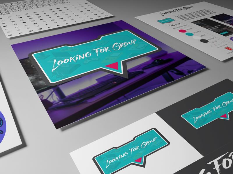 LFG.AI Brand Guidelines brand guidelines lfg typography branding logo vector app affinity designer ui design