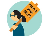 People Over Rules