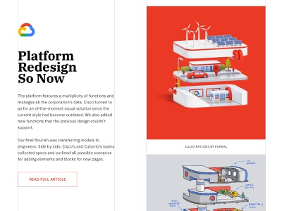 Editorial Layout Experiment illustration typography editoral mockup digital design interface ux ui