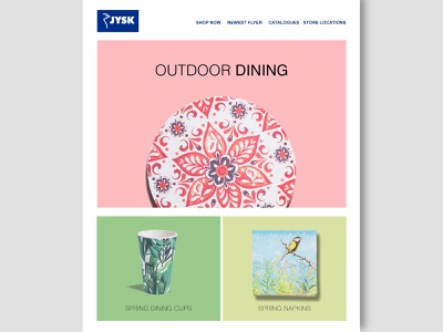 Email Newsletter Design concept email campaign email ux webdesign ui web design web design ecommerce digital design mockup interface