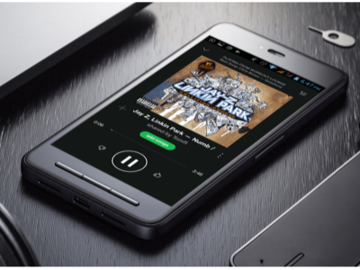 Spotify ui ux mobile android interface concept app new feature music app spotify