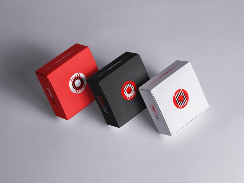 CirclRed Boxes logo