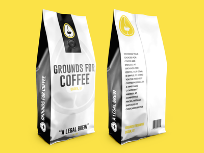 Grounds for Coffee Bag
