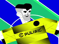 Christian Pulisic BVB