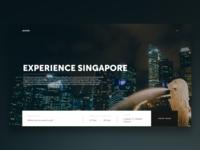 Experience Singapore Travel UI
