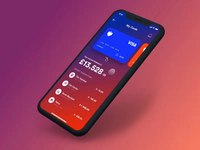 Personal Finance - Mobile Banking App