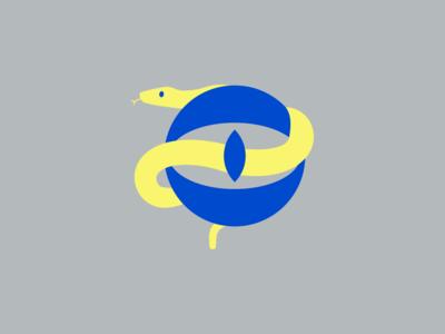 Letter O typography icon snake lettering art letter o 36daysoftype lettering