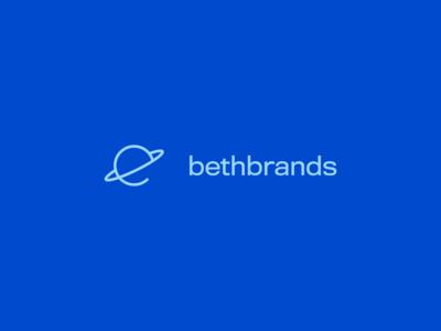 Personal Brand identity icon letter e letter c planet personal brand personal branding personal logo branding brand