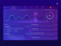 Data visualization interface design