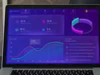 Data visualization interface design