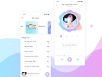 UI100Day-08 Music Player