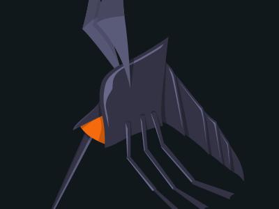 Full Mosquito illustration mograph mentor