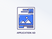 Ad Type - Application Ad