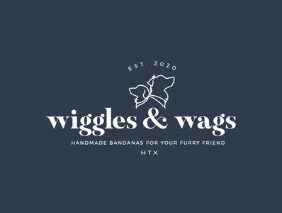 Wiggles n Wags Brand Design