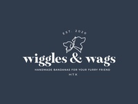 Wiggles n Wags Brand Design
