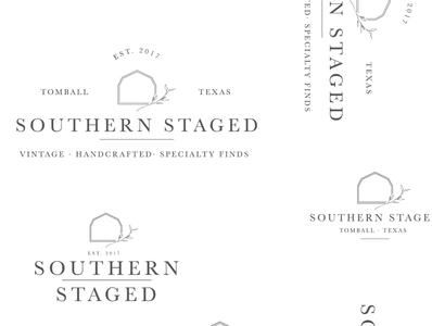 Southern Staged Rentals: Brand Design