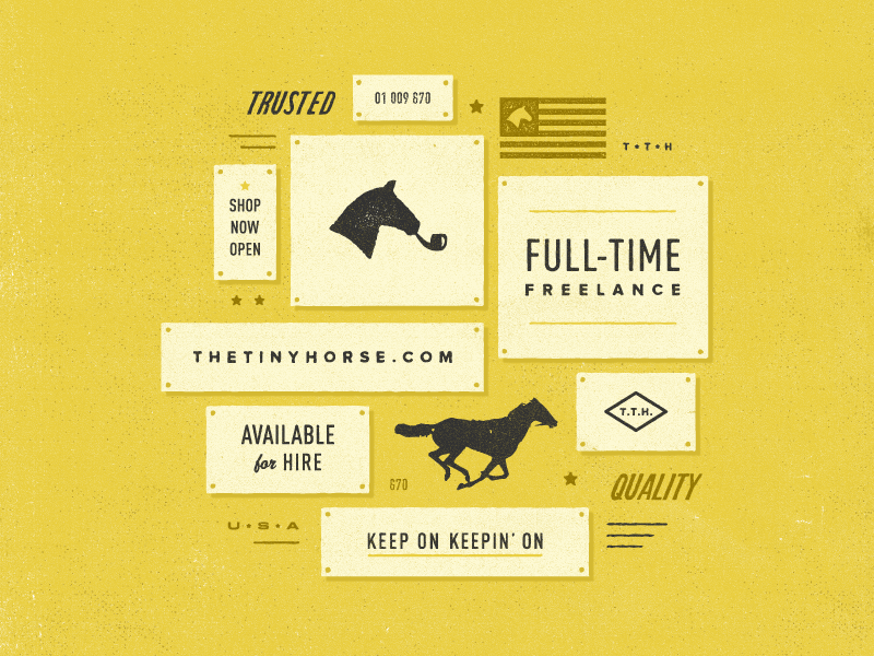 Full-Time Freelance quality trusted freelance thetinyhorse