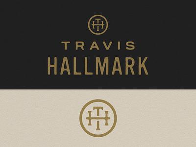 Unused direction for a photographer monogram logo photography branding