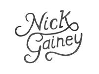 Nick Gainey 2