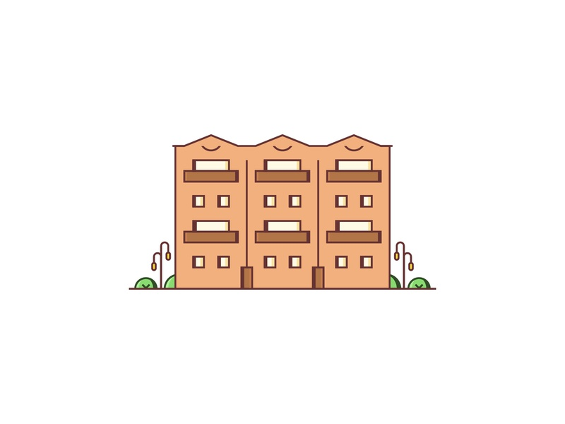 Condo — Building Illos