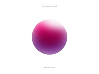 Verschwommene Kugel - Blurry Sphere