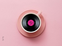 A cup of Music!a