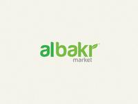 Al Bakr Market Rebranded Logo