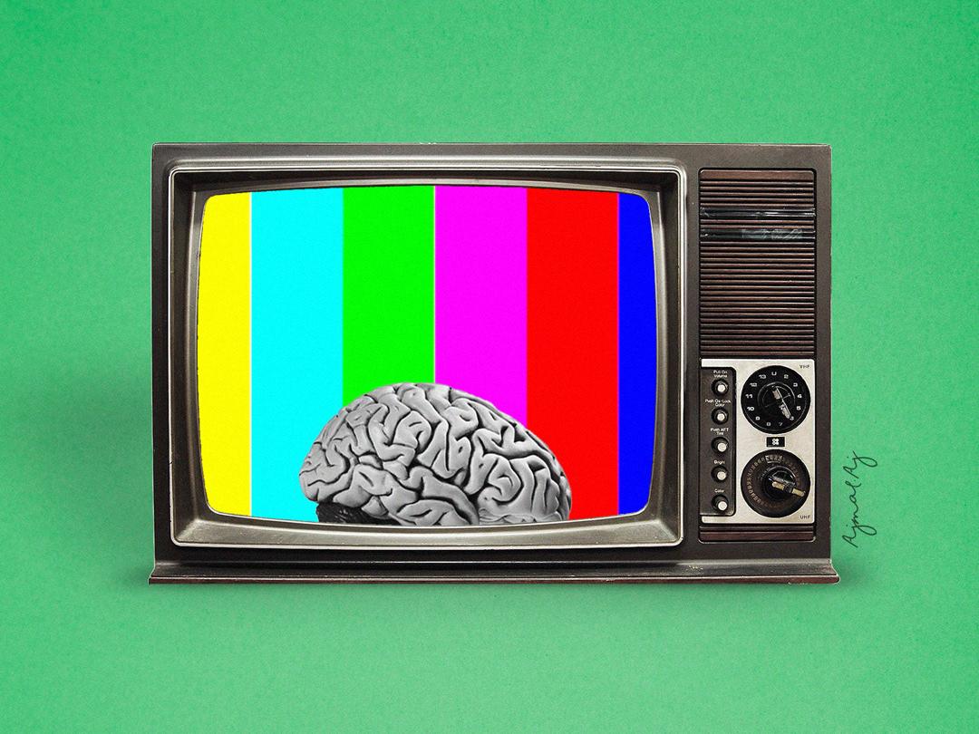 Brainwashed! typography app logosai agencylife propaganda designers icon freelance design illustration designer ui vector agency graphicdesigner dribbble concept logo branding dubai ajmalaj