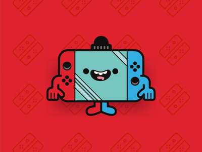 Console Pins snes nes switch nintendo cartoon videogame pins illustration