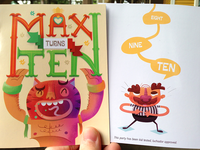 Max turns 10 - Legit